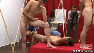 Xxx cfnm pics of three naked sitter guys - XXX Dessert - Picture 5