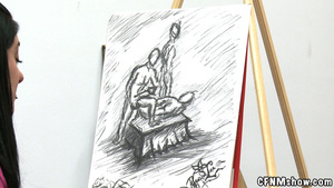 Xxx cfnm pics of three naked sitter guys - XXX Dessert - Picture 15