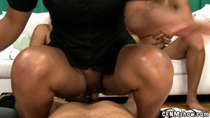 A pair of lucky dudes forced by three dr - XXX Dessert - Picture 9