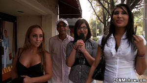 Picked up on the streets guy joined CFNM - XXX Dessert - Picture 5
