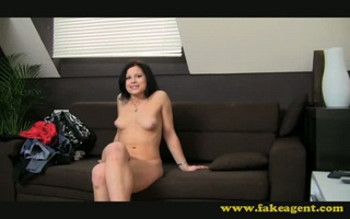 awesome dark haired amateur