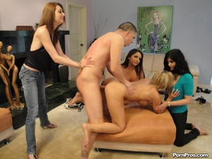 Sexy body stipper gets his hard pecker s - XXX Dessert - Picture 15