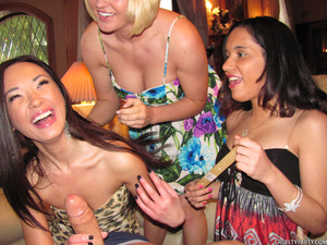 Drunk party hotties with perfect boobs e - XXX Dessert - Picture 7