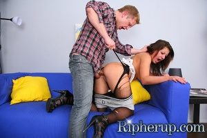Sexy Sue is involed into rough sex game  - XXX Dessert - Picture 6