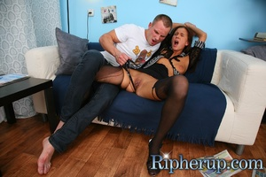 Dude punishes his girlfriend by ass fuck - XXX Dessert - Picture 8