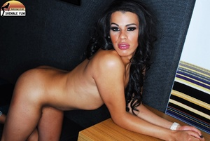 Travesti porn. Cute little 22 yo, sexy l - XXX Dessert - Picture 10