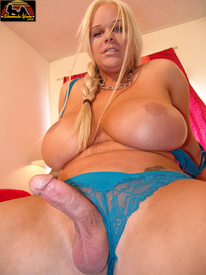 Transsexual. Shemale Yum. - XXX Dessert - Picture 7