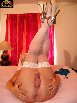 Transsexual. Shemale Yum. - XXX Dessert - Picture 10