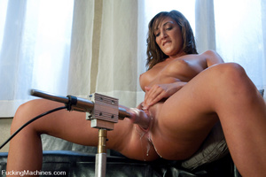Machine fuck. Angelica Saige machine fuc - XXX Dessert - Picture 3