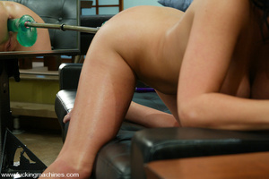 Sex machine xxx. Hot machine fucking act - XXX Dessert - Picture 12