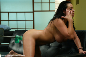 Sex machine xxx. Hot machine fucking act - XXX Dessert - Picture 13