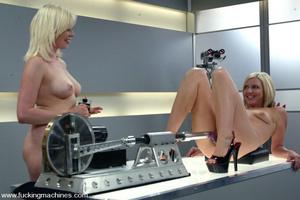 Sex machines. The Great Fuck off: Blonde - XXX Dessert - Picture 4