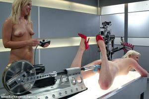 Sex machines. The Great Fuck off: Blonde - XXX Dessert - Picture 7