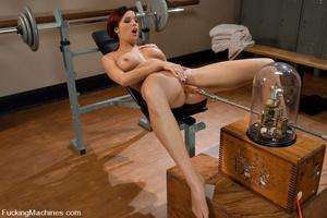 Sex machine xxx. Jayden Cole - 6 foot do - XXX Dessert - Picture 4