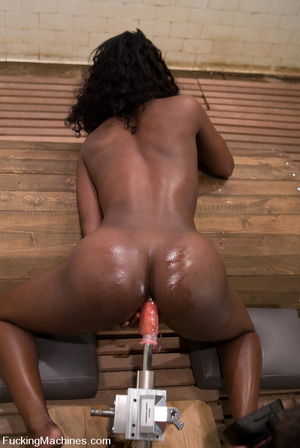Sex machine xxx. Amateur black girl mach - XXX Dessert - Picture 5