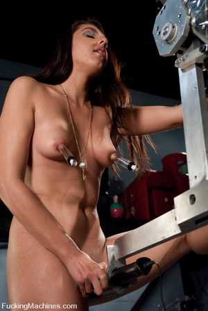 Love machine sex. Fucking Machines Sex. - XXX Dessert - Picture 3