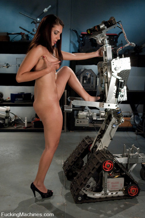 Love machine sex. Fucking Machines Sex. - XXX Dessert - Picture 7