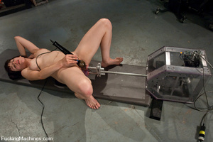 Machines sex. 19 year old amateur girl m - XXX Dessert - Picture 12