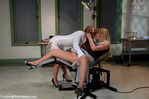 Sex machine orgasms. Brynn Tyler and Dan - XXX Dessert - Picture 2