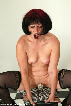 Machines fucking. Even the Sybian is not - XXX Dessert - Picture 6