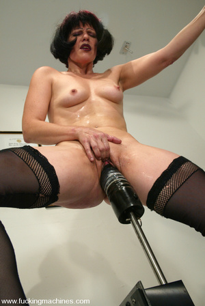 Machines fucking. Even the Sybian is not - XXX Dessert - Picture 8