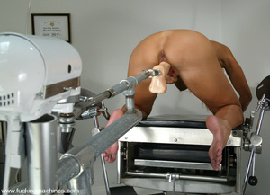 Fucking machines porn. TJ is the first t - XXX Dessert - Picture 11