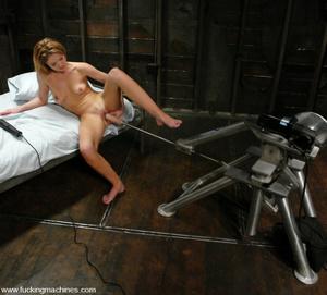Sex machines porn. Sassy Texan girl gets - XXX Dessert - Picture 7