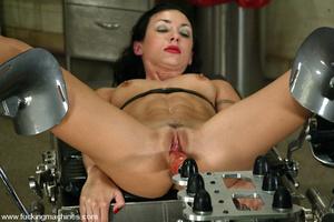 Women fucking machines. This flexible mo - XXX Dessert - Picture 14