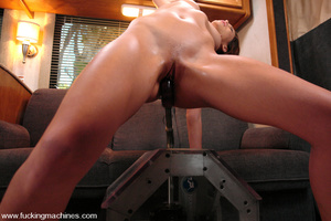 Machines sex. All natural hard body babe - XXX Dessert - Picture 8