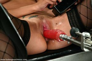 Fucking machine sex pics. Hot babe dials - XXX Dessert - Picture 9