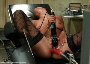 Fucking machine sex pics. Hot babe dials - XXX Dessert - Picture 10