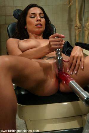 Fucking machine sex pics. Hot babe dials - XXX Dessert - Picture 12