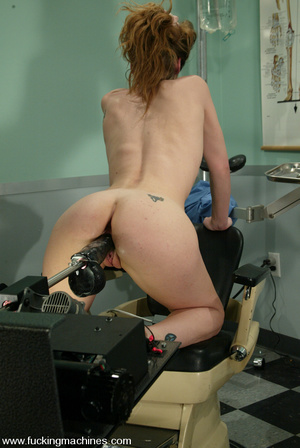 Fucking machines xxx. Jade Marxxx spread - Picture 12