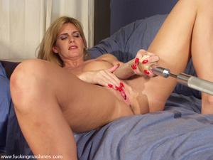 Extreme sex machines. Tara just loves ge - XXX Dessert - Picture 6
