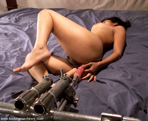 Girls on sex machines. Mika is a beautif - XXX Dessert - Picture 15