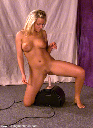 Girls sex machines. Kate gets nailed by  - XXX Dessert - Picture 9