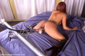 Sex machine porn. We got Nikki back to r - XXX Dessert - Picture 3