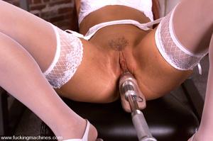 Sex machine porn. We got Nikki back to r - XXX Dessert - Picture 11