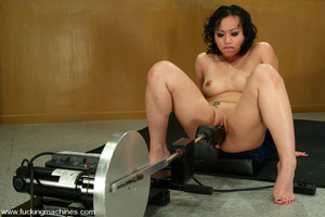 Extreme sex machines. Hot new Asian girl - XXX Dessert - Picture 10