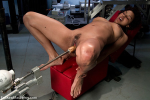 Fucking machine sex pics. First time on  - XXX Dessert - Picture 5