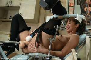 Free sex machines. Naughty nurse examine - XXX Dessert - Picture 13