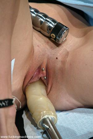 Extreme sex machines. A medical exam get - XXX Dessert - Picture 10