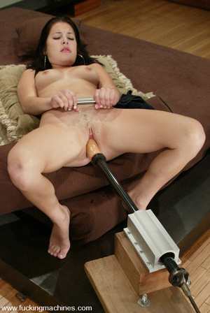 Fucking machines sex. Machine newbie gro - XXX Dessert - Picture 10