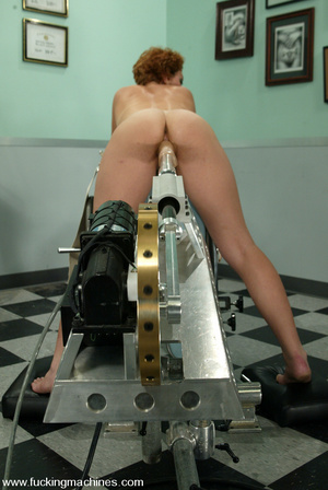 Fucking machine sex pics. Sassy girl get - XXX Dessert - Picture 6