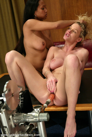 Free sex machines. Two hot and wet girls - XXX Dessert - Picture 4