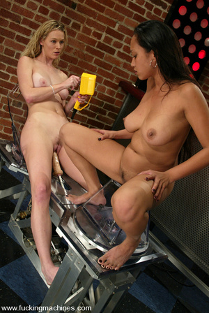 Free sex machines. Two hot and wet girls - XXX Dessert - Picture 11