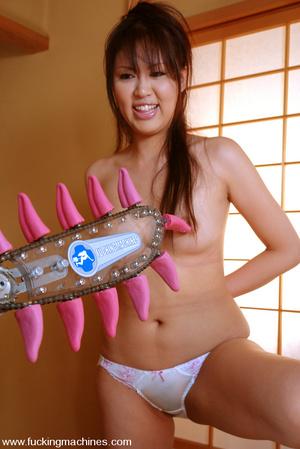 Machine sex. Fuckingmachines goes to Jap - XXX Dessert - Picture 14