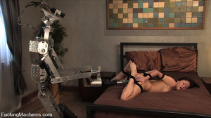 Machines sex. Sindee Jennings machine fu - XXX Dessert - Picture 6