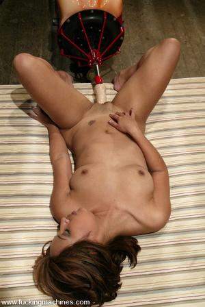 Girls sex machines. Jasmine Byrne gets a - XXX Dessert - Picture 11