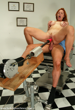 Fucking machine xxx. Kellyfire gets a ph - XXX Dessert - Picture 9